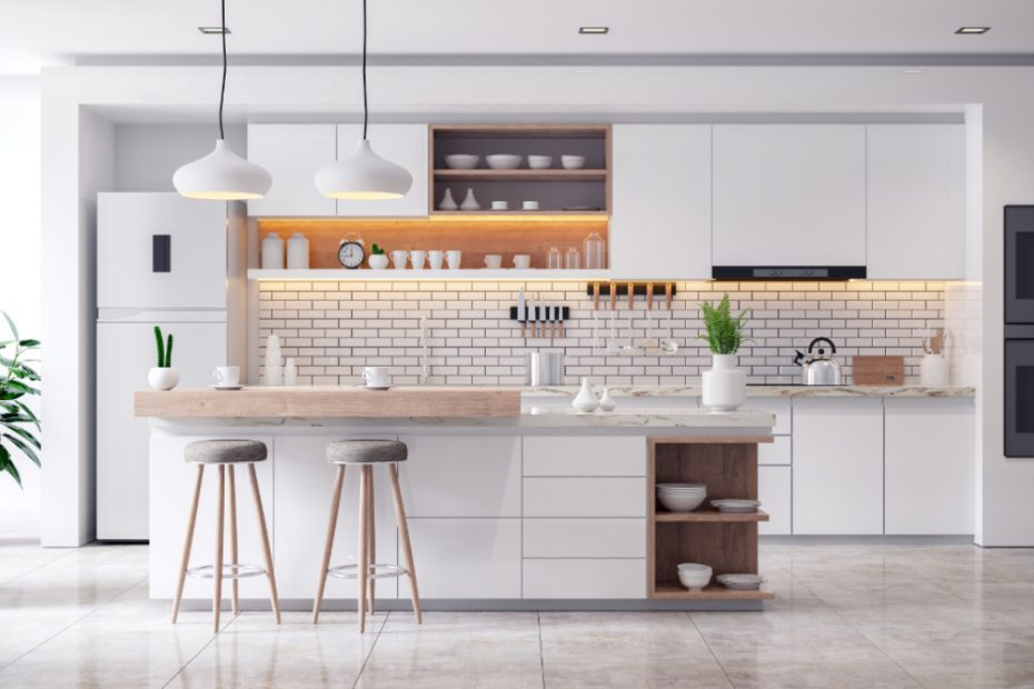 Kitchen Cabinet Designs and Trends in 2021