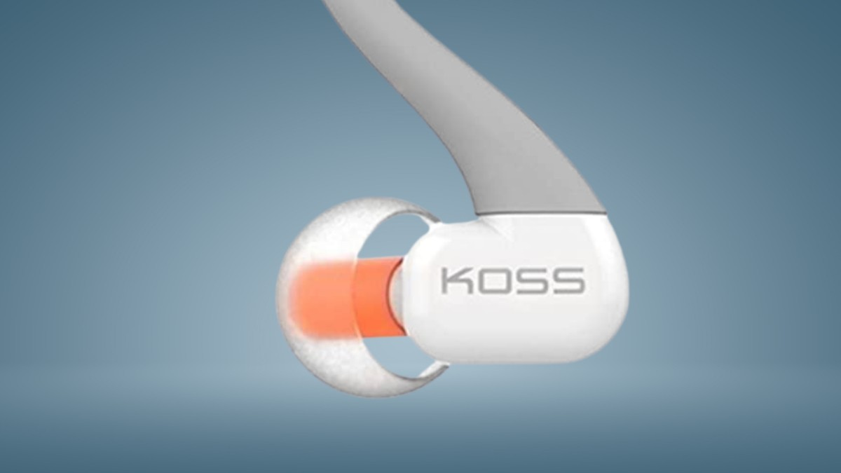 Koss Fit Clips Workout Headphones Review